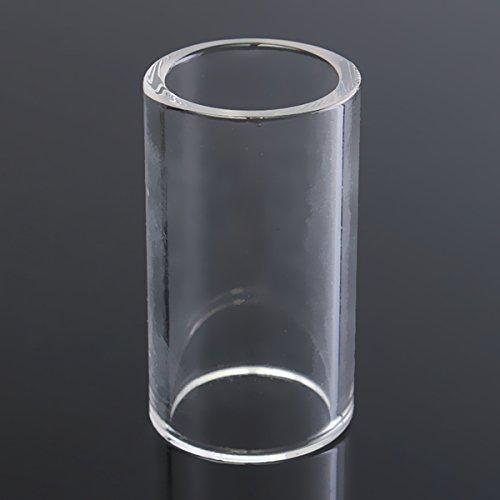 ExcLent TIG Schweißen Torch Gun Zubehör 42MM Glass Cup für WP-17/18/26 3/32 -