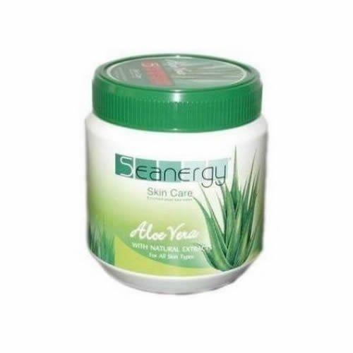 Seanergy Crema Idratante Viso Aloe Vera 500