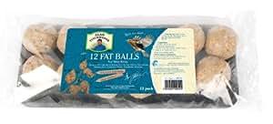 Alan Titchmarsh Fat Balls (Pack of 12)