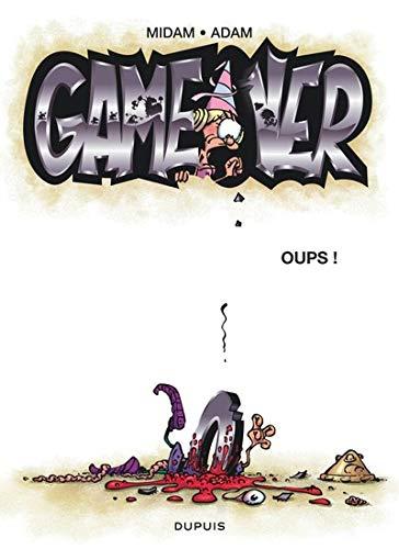 Game Over : Oups ! : Opé l'été BD 2019