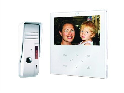 Video Door Intercom Elegant Touch(BYRON VD71)