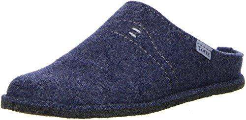 Pantoffeln Herren Pantoffeln TOFEE TOFEE Blau blau Hausschuhe Blau Hausschuhe Herren blau wAgq87ZxY