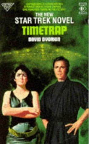 Cover of Timetrap (Star Trek)