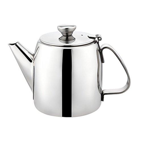 Vaso di caffè inox teiere per caffè pentola brocca bollitore di liquido utensili da cucina