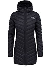 The North Face T93BRK Chaqueta Parka, Mujer, TNF Black, XL