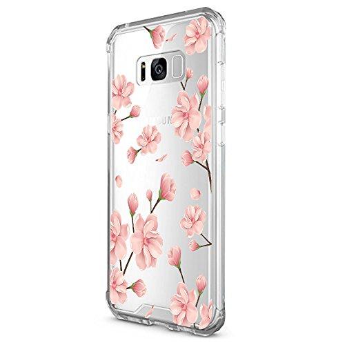 Lautsprecher Doppel-15 (Samsung Galaxy S8 Case Schale Etui Teryei® Hülle flexible TPU Silikon Handy Schutzhülle Stoßfeste Handyhülle Cover (15))
