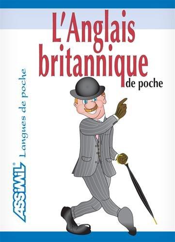 L'Anglais britannique de Poche ; Guide de conversation