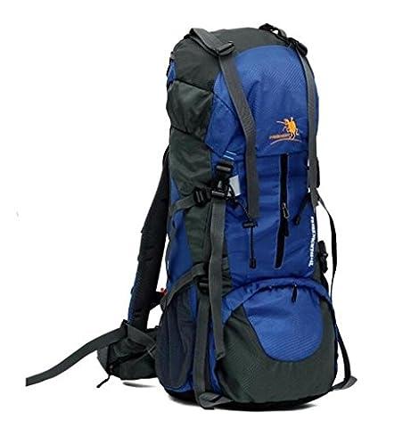 Wmshpeds Große Kapazität 70 l rucksack Männer wasserdicht Anti-träne Bergsteigen Tasche großer Rucksack