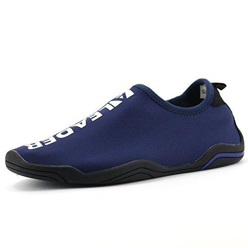 Aleader  Performance, Chaussures aquatiques pour homme Bleu Marine