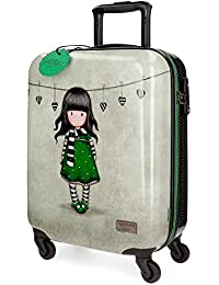 Gorjuss The Scarff Valigia per bambini, 55 cm, 33 liters, Verde