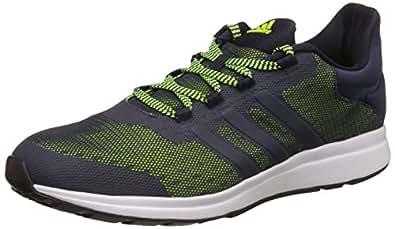 adidas Men's Adiphaser M Ntnavy, Syello and Ntnavy Running Shoes - 10 UK/India (44.67 EU)