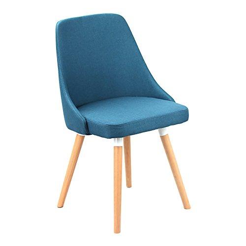Hong Tai Yang Chaise - chaise en bois massif, chaise de designer contemporain nordique créative, bureau, salon, salle à manger, chaise de cuisine *=* (Couleur : C)