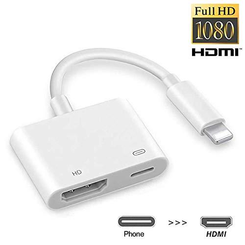 Hoidokly Adaptador HDMI convertidor Cable Phone HDMI