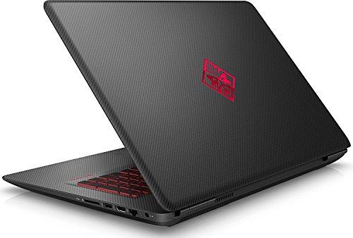 HP Omen 15-AX252TX Laptop (Windows 10, 8GB RAM, 1000GB HDD) Black Price in India