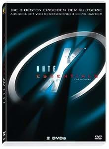 Akte X - Essentials [2 DVDs]