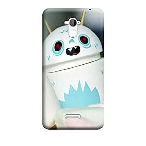 CaseLite Premium Printed Mobile Back Case Cover With Full protection For CoolPad Note 3 (Designer Case)