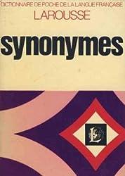Nouveau dictionnaire des synonymes
