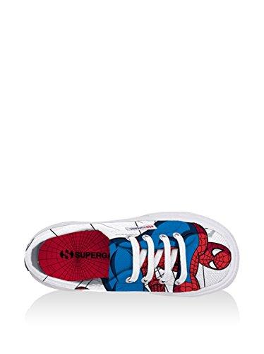 Superga , Chaussures de Gymnastique mixte enfant Multicolore