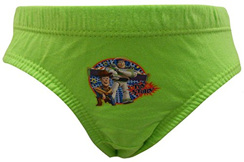 "Disney Toy Story ""The Gang"" Boys 6er Pack Slip Unterhose 2 -6 Jahre Mehrfarbig"
