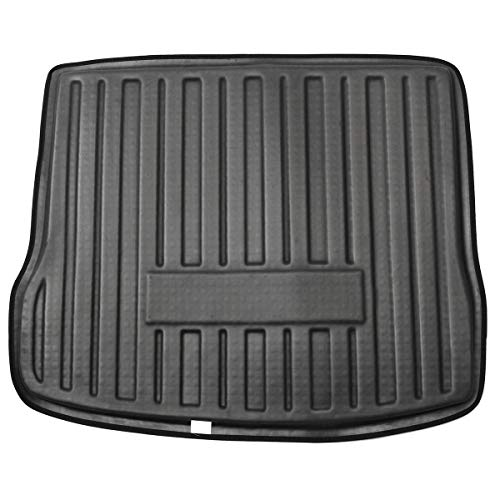 JenNiFer PE Car Rear Boot Trunk Cargo Dent Floor Protector Mat Tray für Audi Q5 SQ5 8R 2008-2017 8r-boot