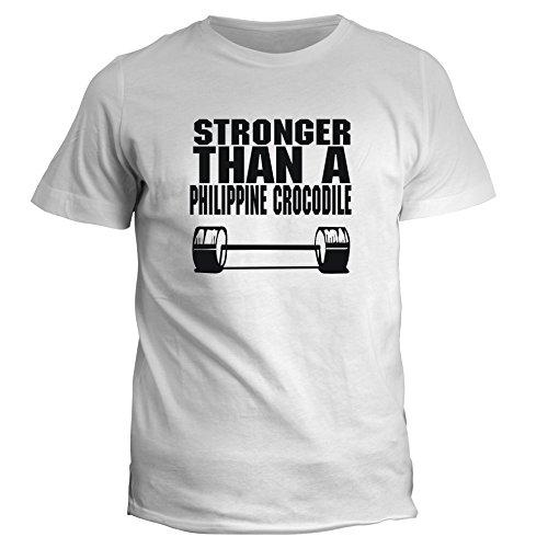 idakoos-stronger-than-a-philippine-crocodile-animals-t-shirt