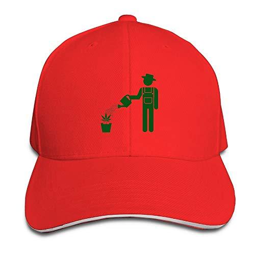 Gxdchfj Cannabis Leaf Baseball Cap for Men Women Low Profile Running 5 Panel Hats Fashion29 Low Profile 5-panel -