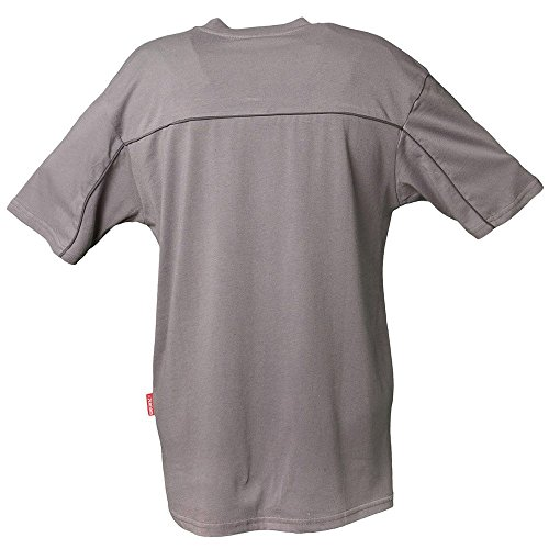 PLANAM - T-Shirt - Die leichten Allrounder. zink/schiefer