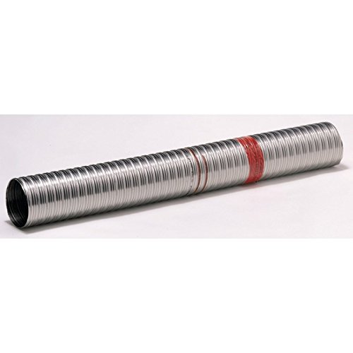 Flexible SUPER TENLIS inox Diamètre 155/161 dérouleur métallique 40m Réf 054155