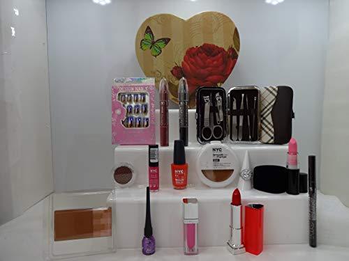 Set de regalo de lujo para ella, mezclar marcas maquillaje, uñas, manicura,...