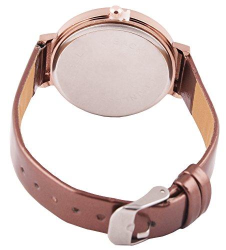 Aelo Analog Rose Gold Dial Girls Watch - Www1026