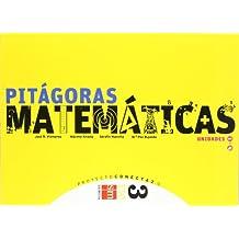 Matemáticas, Pitágoras. 3 ESO. Conecta 2.0. Trimestres - 9788467525007