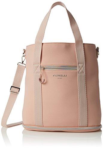 Fiorelli Sport Damen Hi Top Tote, Pink (Powder Blush), 14x34x33 cm - Single Strap Tote