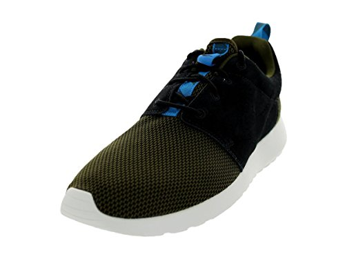 Nike, Rfu Track, Pantaloni da uomo loden scuro/nero/loden scuro/turchese medio