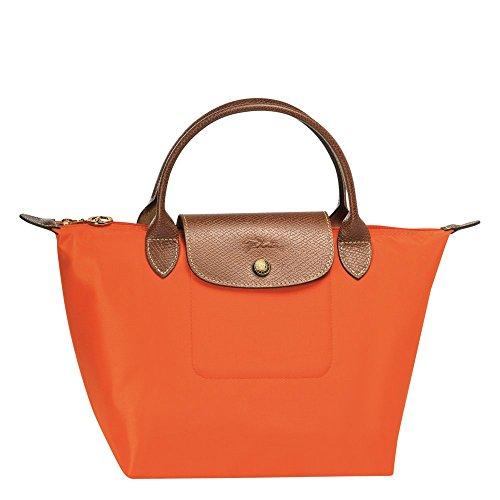 Longchamp Le Pliage Handtasche Gr. S Orange