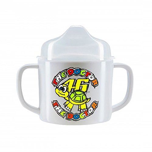 Valentino Rossi VR46 Moto GP The Doctor Turtle Baby Tasse Offiziell 2018