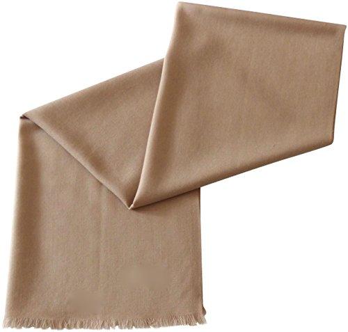 cj-apparel-chiaro-marrone-solido-colore-disegno-100-lana-2-ply-scialle-di-pashmina-sciarpa-stola-del