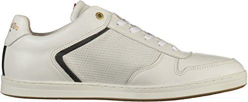 Pantofola d'Oro Herren Auronzo Premium Uomo Low Sneaker Weiß