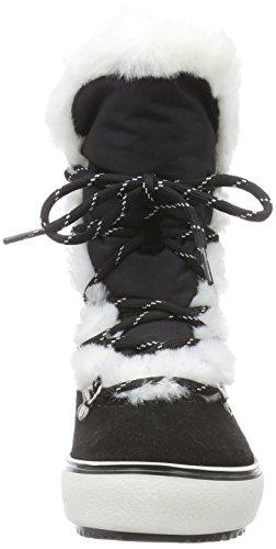 Tamaris 26820, Bottes Classiques femme Multicolore (black 001)