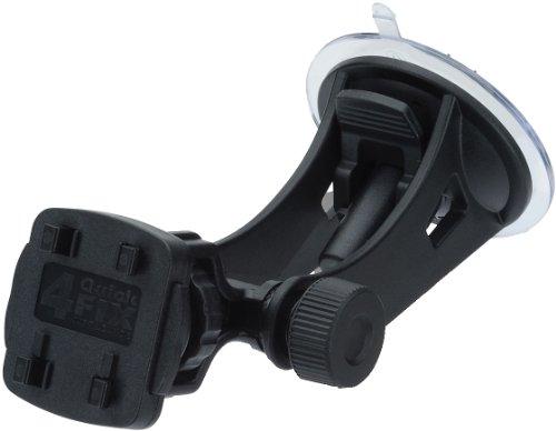 Teasi 40-12-5405 One Fix Stand - Soporte para coches de montaje en parabrisas, color negro
