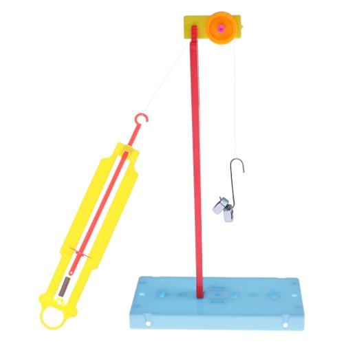 Physikalisches Experiment Spielzeug - Bewegliche Kraftmesser Kunststoffe