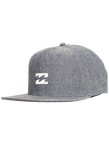 Herren Kappe Billabong All Day Heather Snap Cap Navy