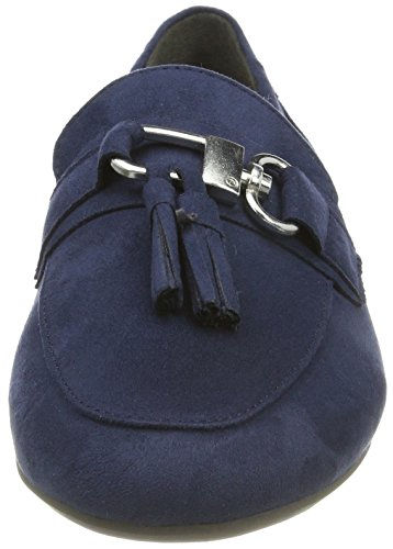 Marco Tozzi 24200, Mocassins Femme Bleu (Navy)