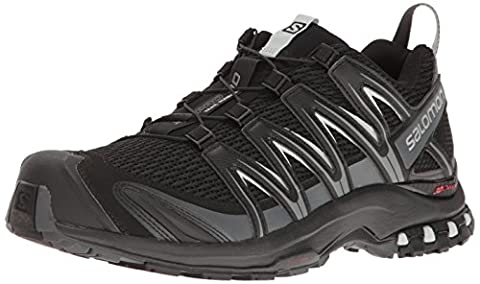 Salomon Xa Pro 3d, Chaussures de Trail Homme, Multicolore (Black/Magnet/Quiet Shade), 42 2/3 EU