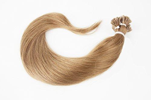 RemyToWear extensions kératines cheveux vierges naturels lisses de qualité exceptionnelle longueur 60 centimètres de couleur 16.