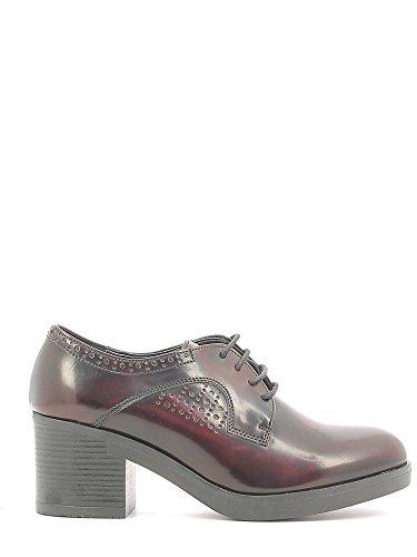Grace shoes 8575 Francesina Donna Bordeaux 35