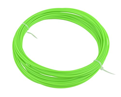 DOMO nScribe PLA17510M Build Filament 1.75mm Diameter 10 Meter long PLA Plastic Filament for 3D Printer and 3D Doodling Pen - PLA Green Fluorescent  available at amazon for Rs.290
