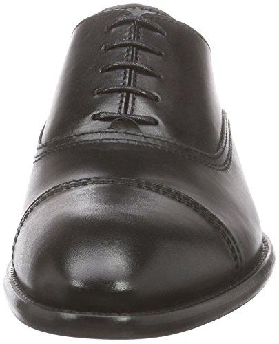 Lottusse L6553-00500-01, Oxfords Homme Noir (LOND.OLD NEGRO)