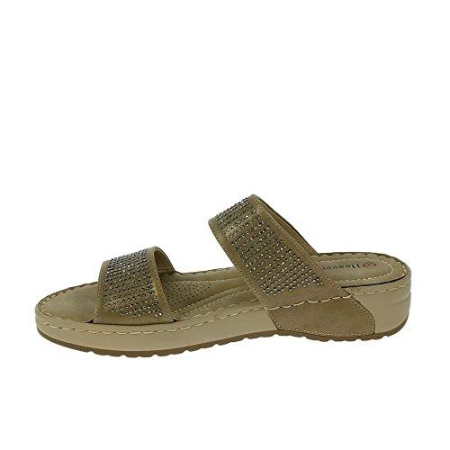 Heavenly Feet Oro Sandali Lorna Oro