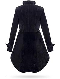 Suchergebnis auf Amazon.de für  Gehrock schwarz  Bekleidung ef26409aa0