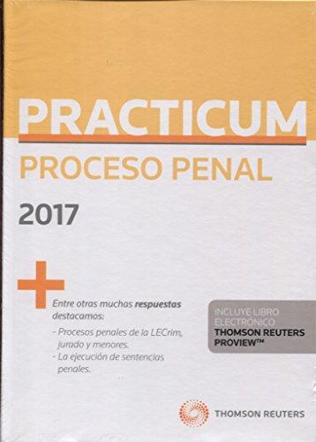 Practicum Proceso Penal (Papel + e-book) por From Editorial Aranzadi